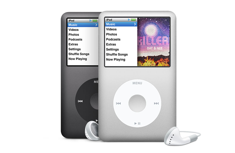 iPod Classic [2007]