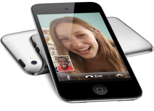 iPod Touch (fourth Generation) [2010]
