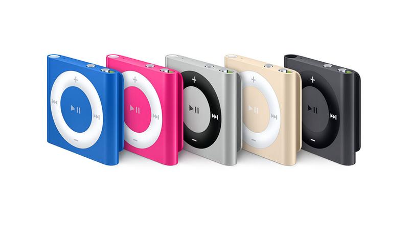 iPod Shuffle (fourth generation) [2010]