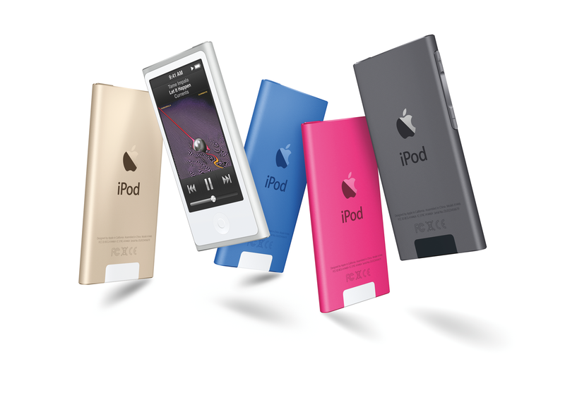 iPod Nano (seventh Generation) [2012]