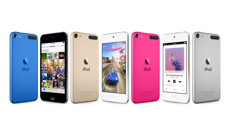 iPod Touch (sixth generation) [2015]