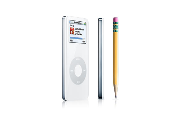 iPod Nano (first generation) [2005]