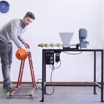 Open Source Machines Shred, Compress, Inject & Extrude Recycled Plastic Trash