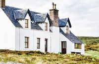 Tanera Mor, A Scottish Island With 24-Hour Electricity, Broadband, and a Post Office is On Sale For £1.95m