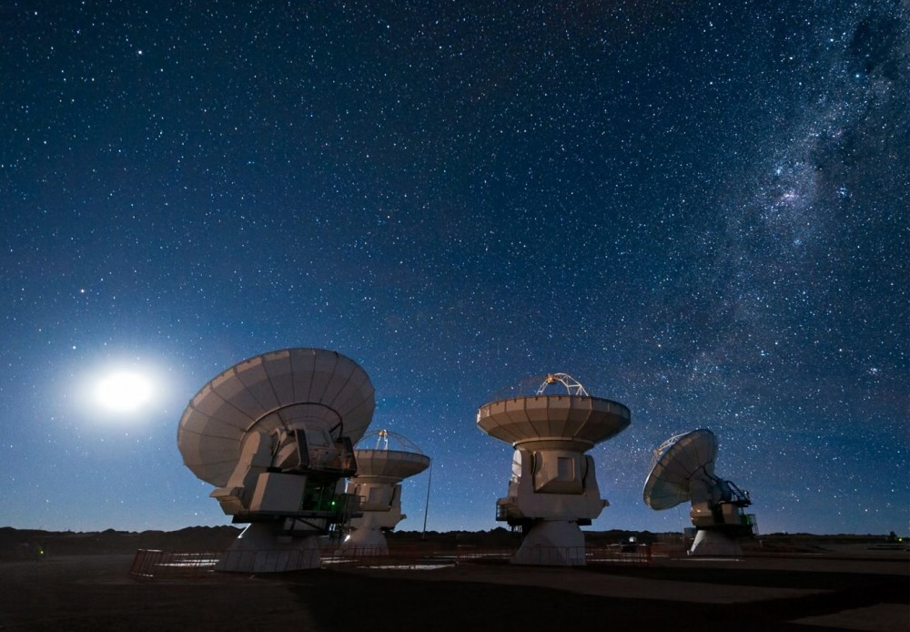 Extraterrestrial intelligence