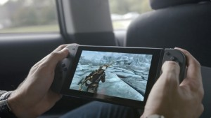 Here's the First Look at Nintendo's Latest Gaming Console, the Nintendo Switch