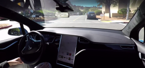 Tesla Releases New Hardware Enabling Their Fully-Autonomous Vehicles to Park Themselves