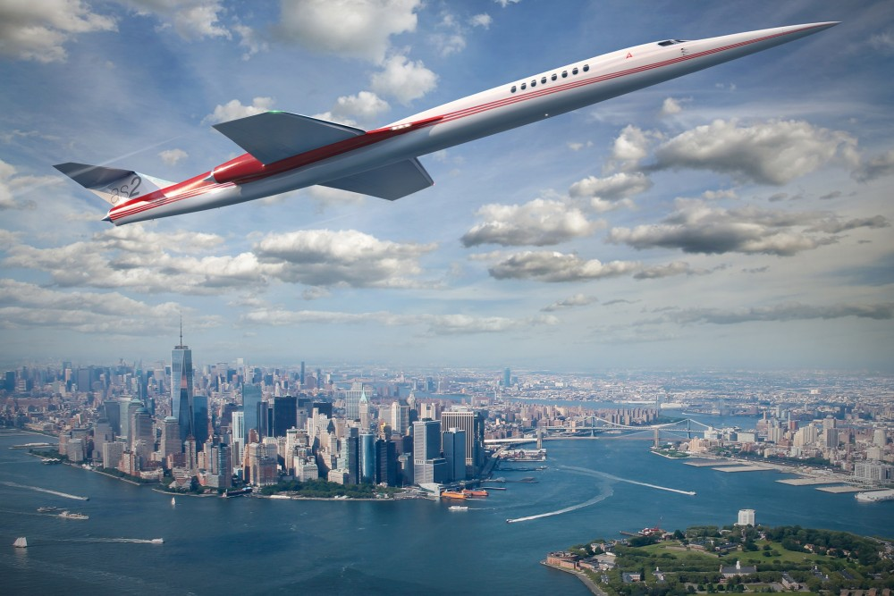 AS2 Concept Private Jet