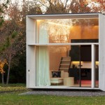 KODA – A Solar Powered House That Can Move Around