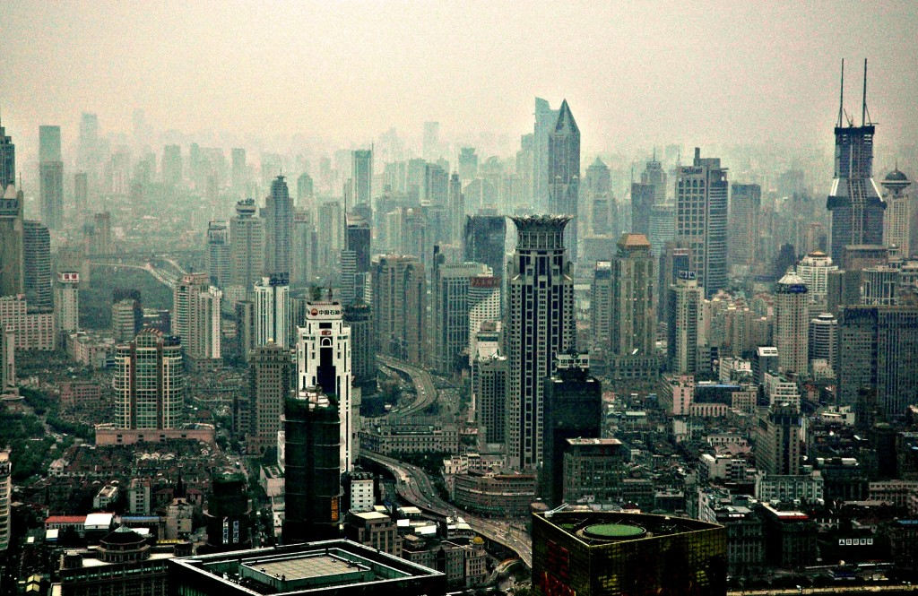 Megacity: Shanghai, China