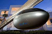 SkyTran Electric Vehicle