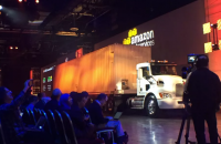 Amazon Wants to Use a 45-Foot-Long Shipping Container to Send Your Data to the Cloud