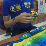 Mats Valk Sets New Rubik's Cube World Record With a Blazing 4.74 Seconds