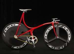 Air Line Bike From Cherubim Throws a Kink in Traditional Bicycle Designs