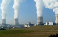 Cattenom nuclear power station near Luxemburg  (Image courtesy Wikipedia)
