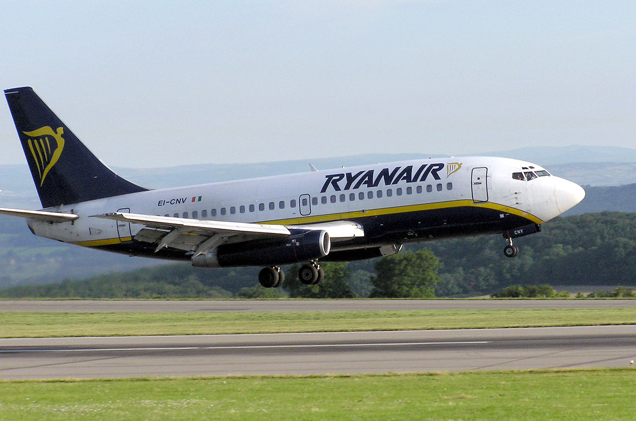 Ryanair to Offer Free Flights to Customers Within a Decade