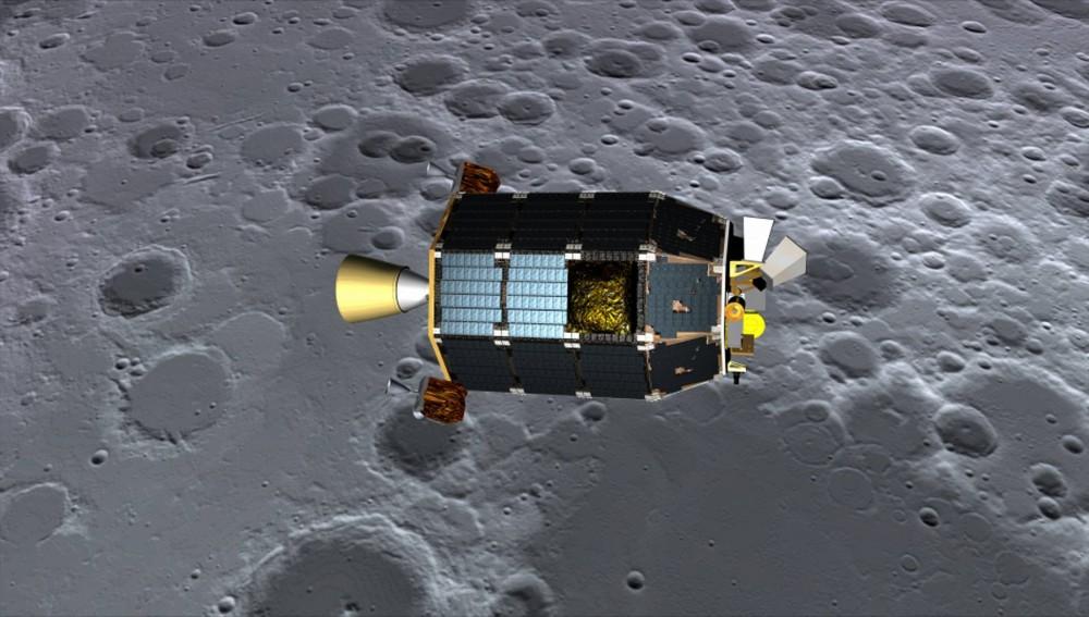 NASA Moon Exploration