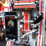 The MultiCuber 999 Sets World Record For Largest Rubik's Cube Ever Solved by a Robot