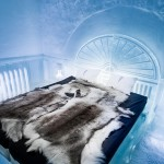 The World's First Permanent Ice Hotel Opens 200km North of the Arctic Circle