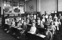 Raked Classroom 1937