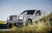 Rolls-Royce to Begin Testing Its New All-Terrain Vehicle In Public Starting Now