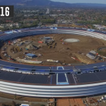 Construction Footage of Apple Campus 2 Shows How Incredibly Fast It's Being Built