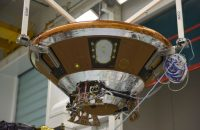 EDM Module Schiaparelli Mars Lander (EDM) ESA