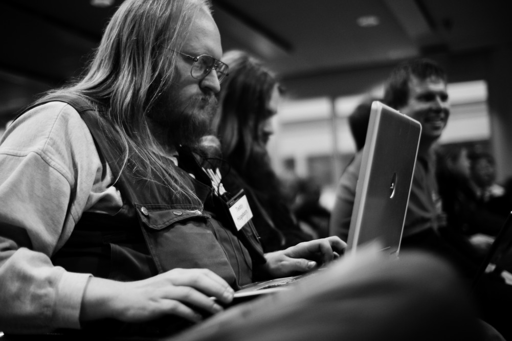 Hackers at FSCONS