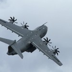 Airbus Defense Highly Maneuverable Tactical Plane