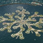French Polynesia Plans to Develop the World's First Floating City