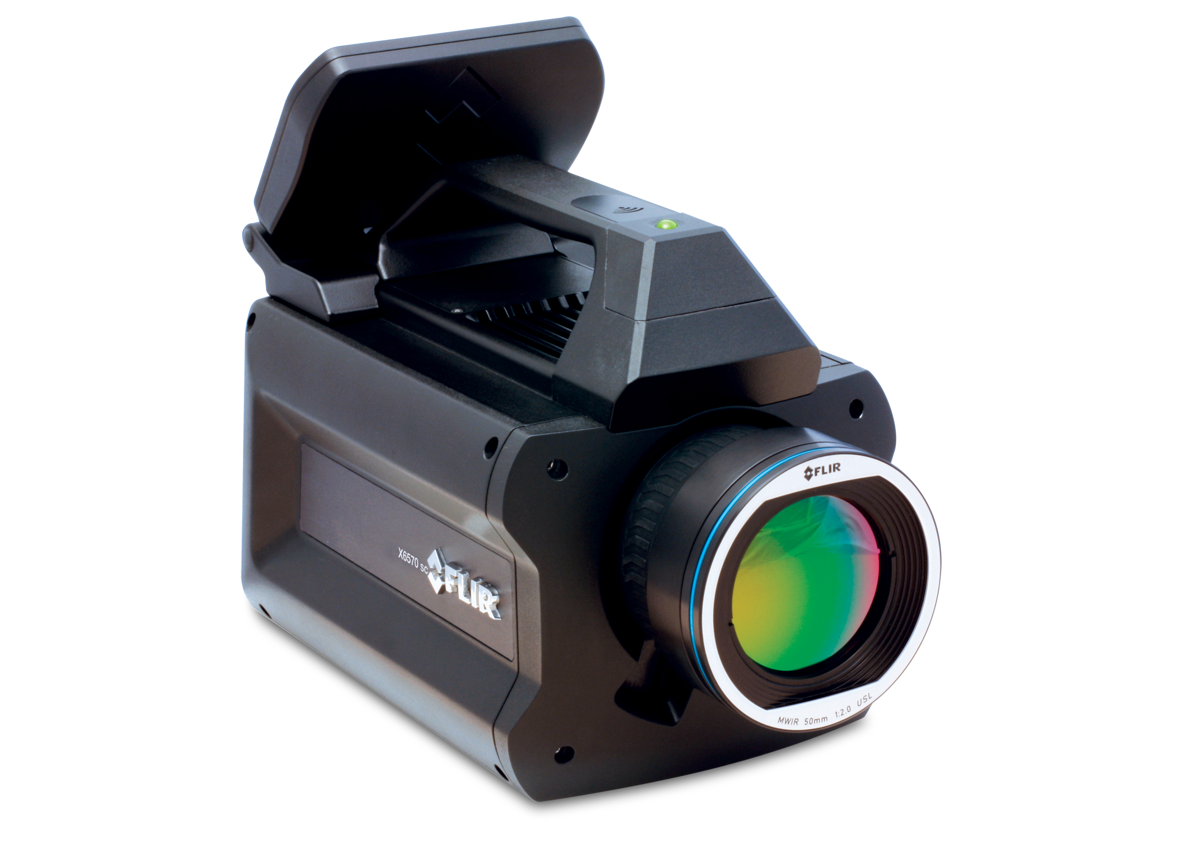 FLIR Launches LWIR High-Speed Camera for R&D and Science