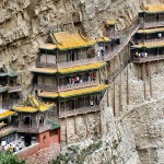 The Spiritual Power of China's 1,800 Year Old Hanging Monastery