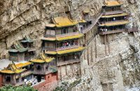 Hanging Monastery of China
