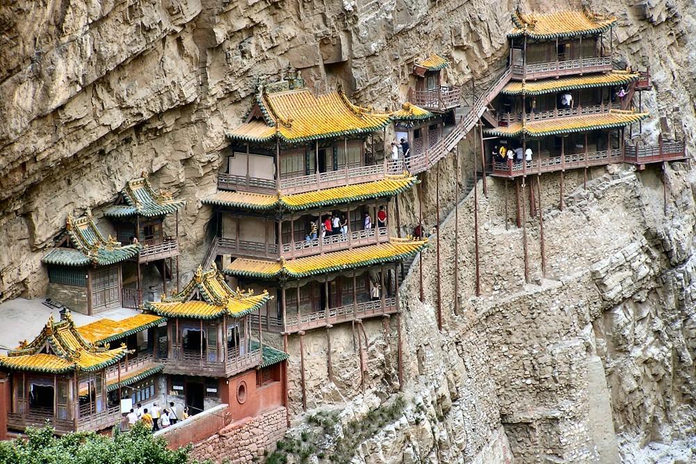 Hanging Monastery of China