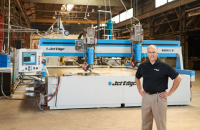 Increase Productivity With a Jet Edge 5-Axis Waterjet