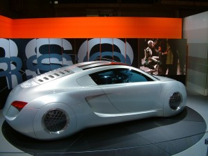 The New Technology Race in Automobile Transportation