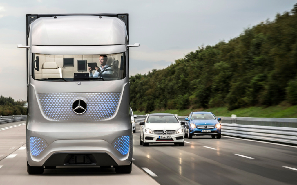Self Driving Cars & Trucks