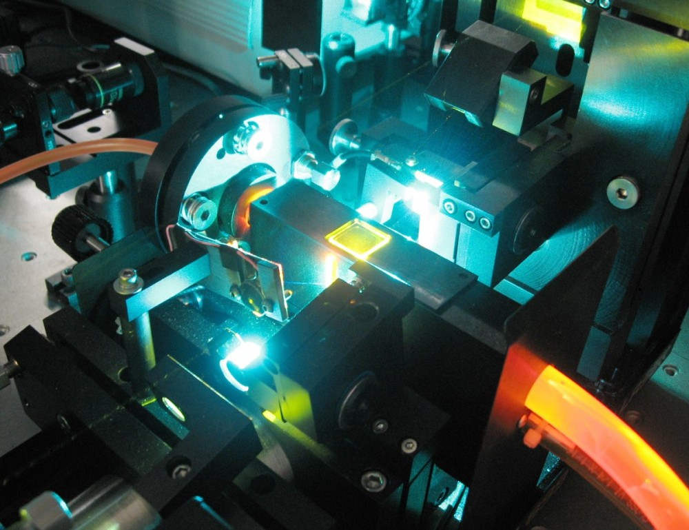 Coherent Dye Laser Technology