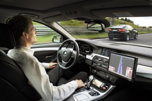 BMW Self-Driving 5 Series Sedan to Compete in Luxury SDC Market