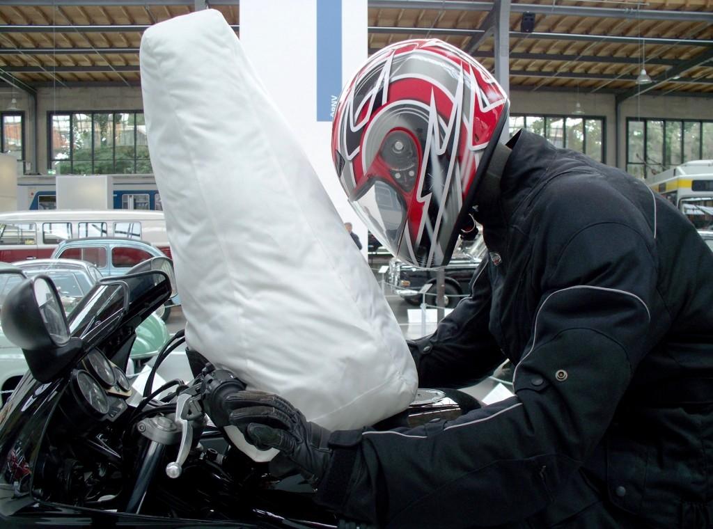 Motorrad Airbag
