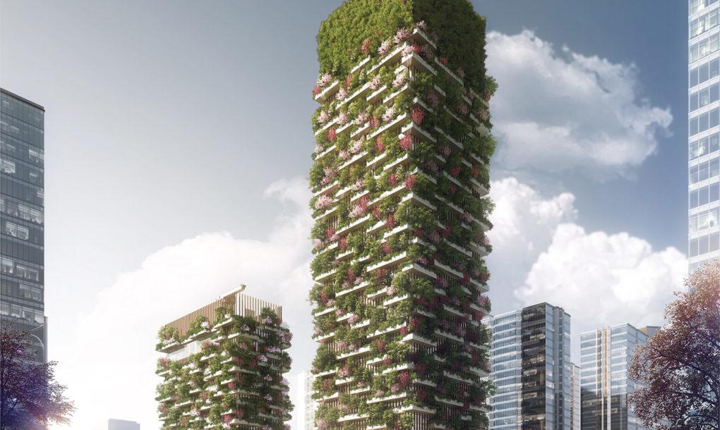 Images courtesy Stefano Boeri Architetti