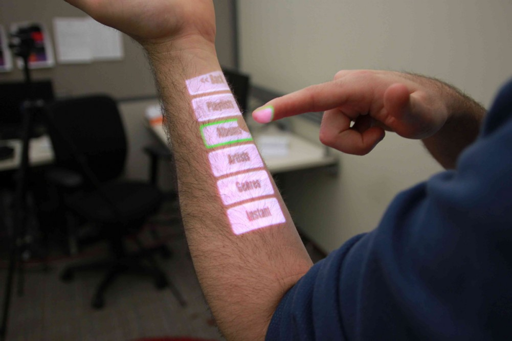 OminTouch Wearable Technology