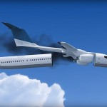 Aircraft With a 'Detachable Cabin' to Save Lives in a Plane Crash