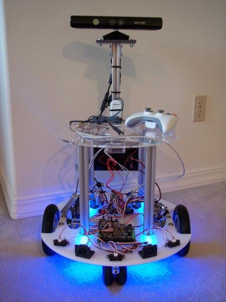 Microsoft MRSD prototype