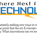 Where Next For Car Technology? Holographic Windscreens? [Infographic]