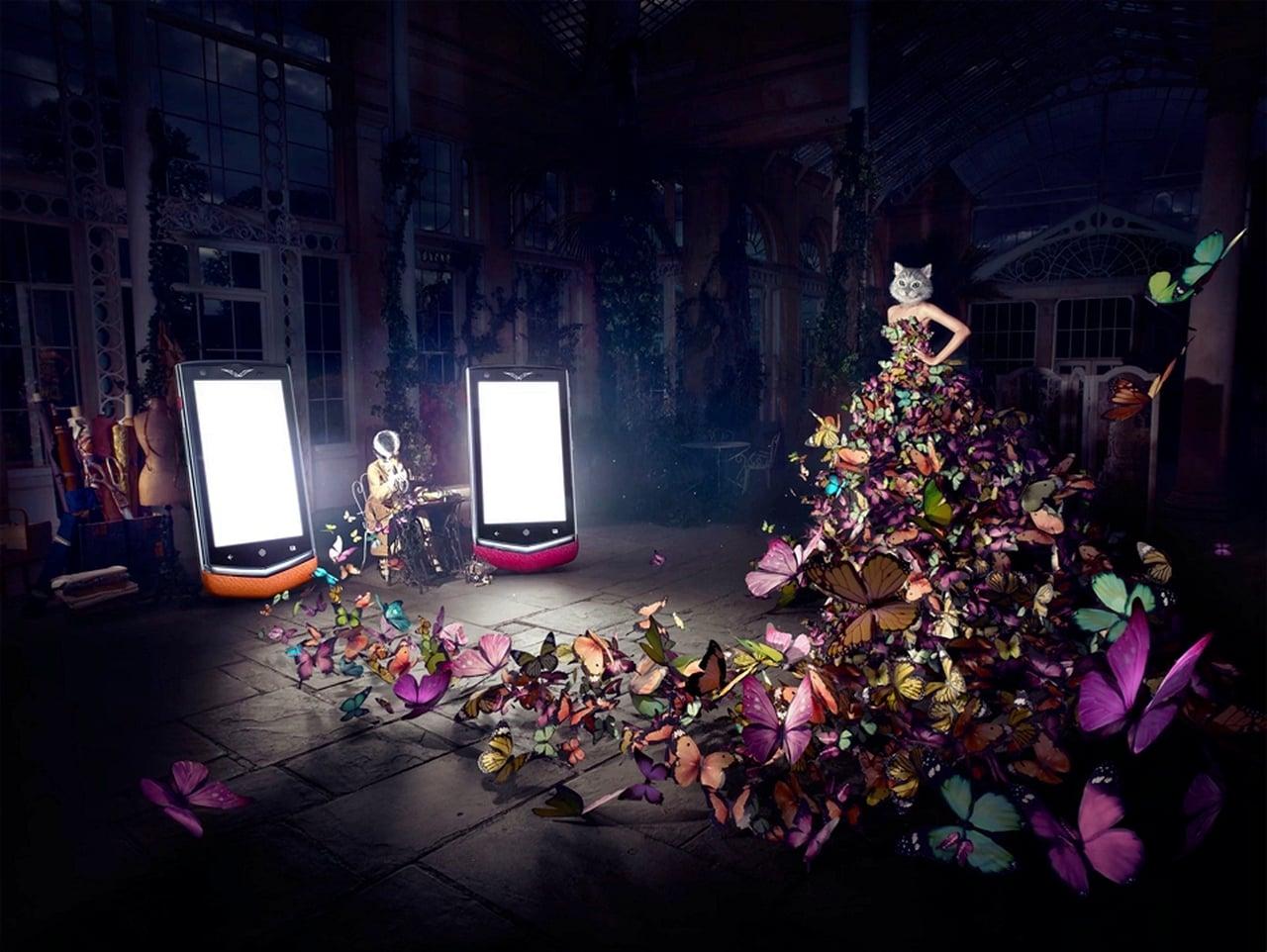 Vertu Constellation Luxury Smartphone