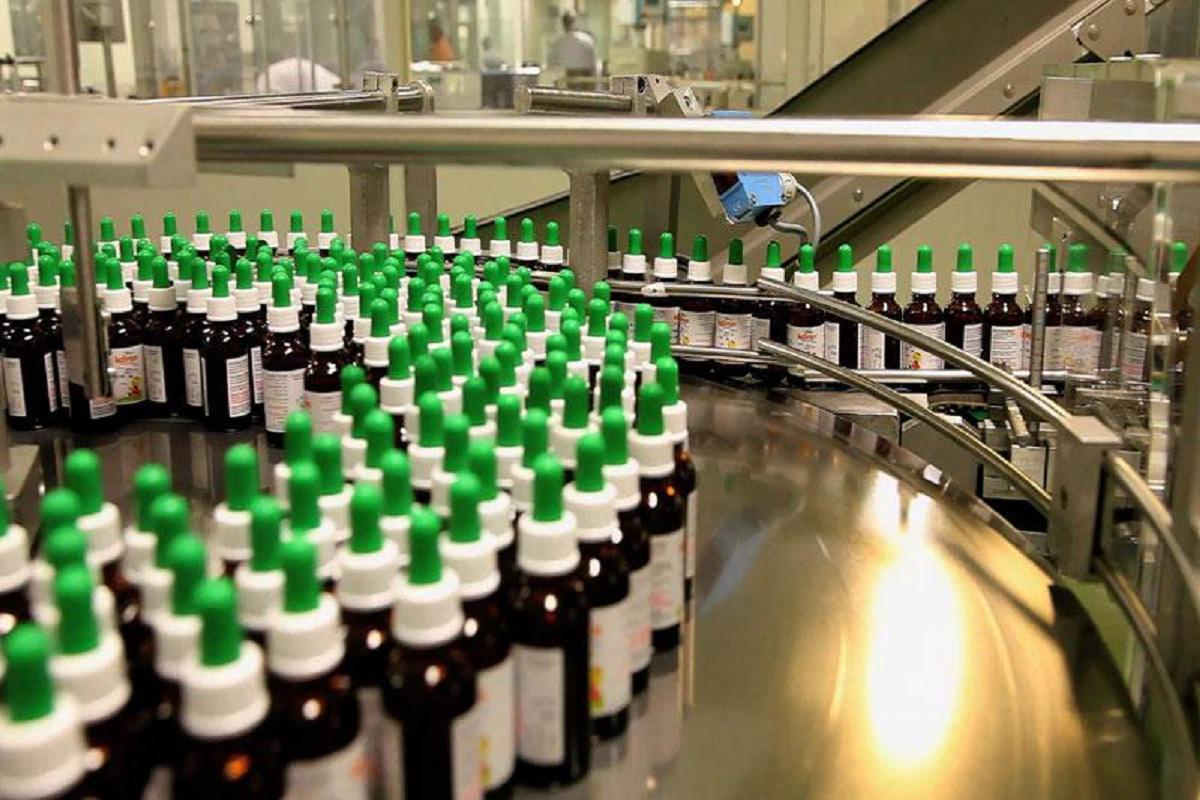 Manufacturing Pharmaceuticals