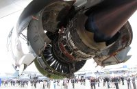 General Electric Engine Jet Parts