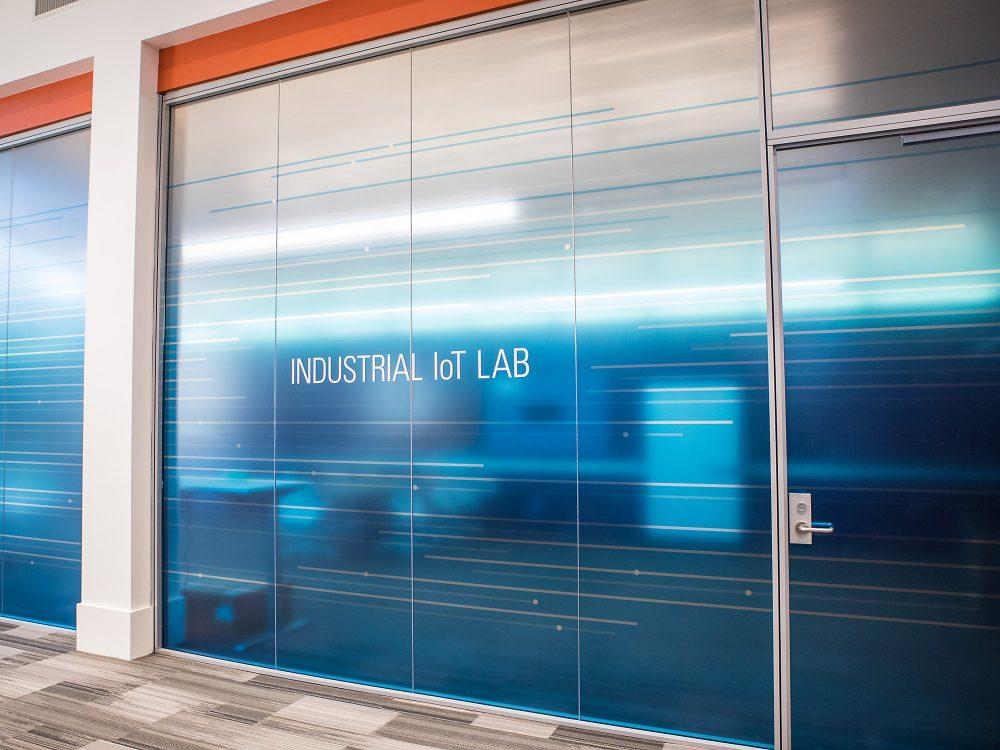 NI Industrial Internet of Things Lab