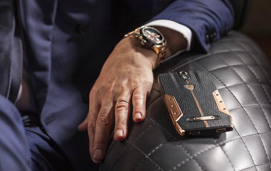 Lamborghini Tauri 88 Luxury Smartphone